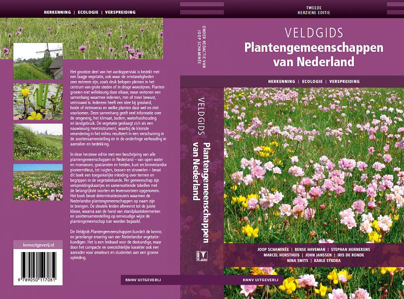 Veldgids Plantengemeenschappen – Tweede herziene druk